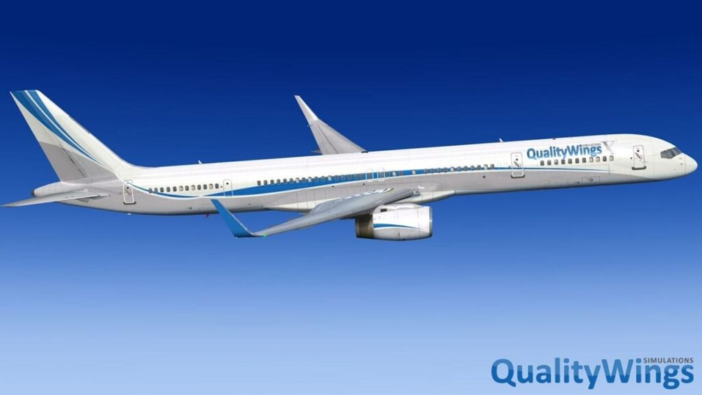 QualityWings Ultimate 757 Collection for Prepar3D v4 - FSNews