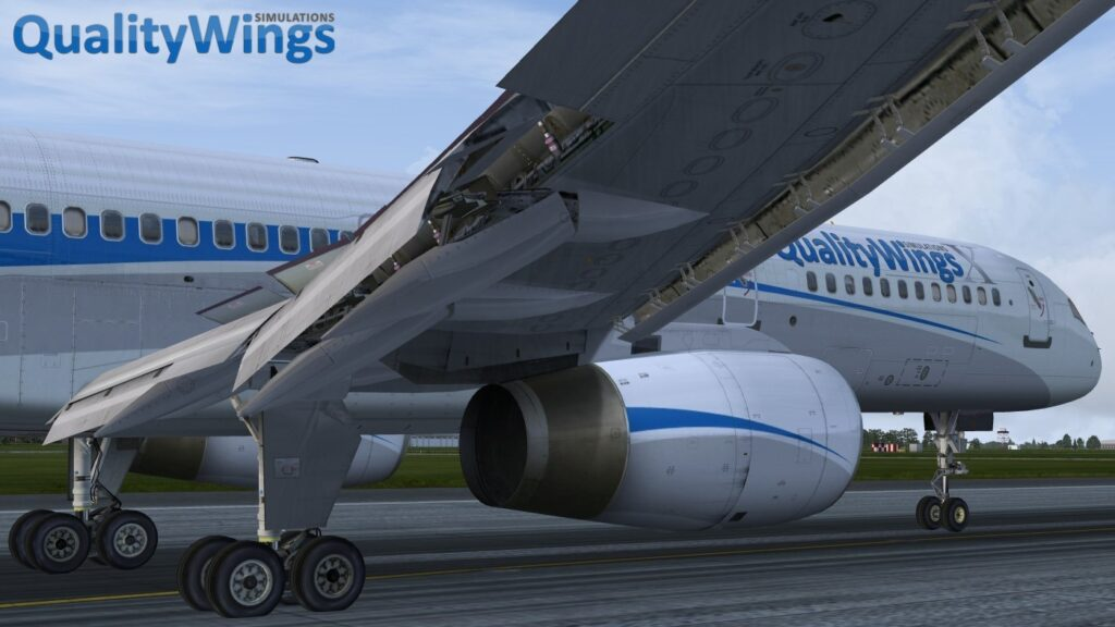 Qualitywings 757 Liveries