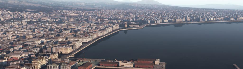 FlyTampa Thessaloniki International (LGTS) for X-Plane 11