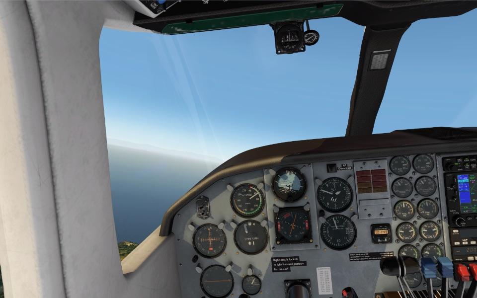 TS-IS-Store-4 TorqueSim BN-2 Islander v1.1.0 Update Released (XP11)