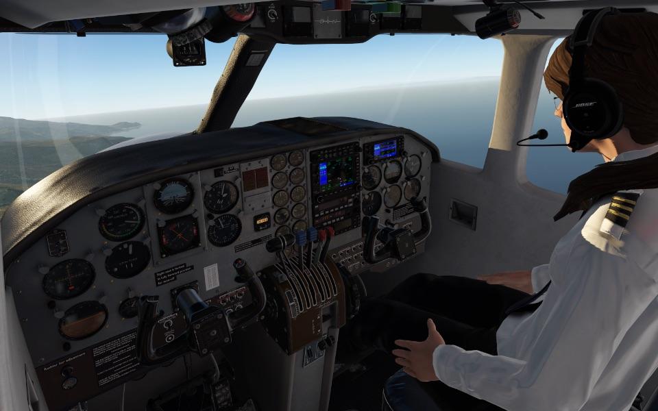 TS-IS-Store-5 TorqueSim BN-2 Islander v1.1.0 Update Released (XP11)