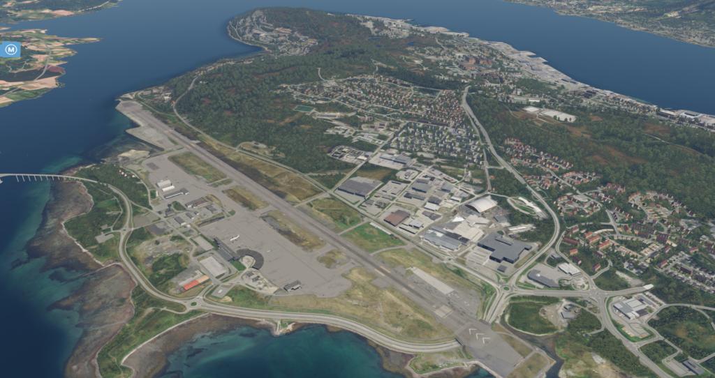 b738-2020-06-12-19.43.19-1-1024x542 Review: Aerosoft Tromsø XP