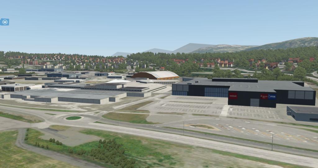 b738-2020-06-12-19.47.48-1024x542 Review: Aerosoft Tromsø XP