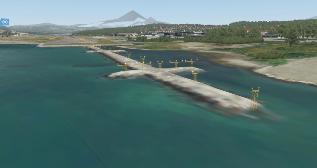 b738-2020-06-12-19.50.14-1024x542 Review: Aerosoft Tromsø XP