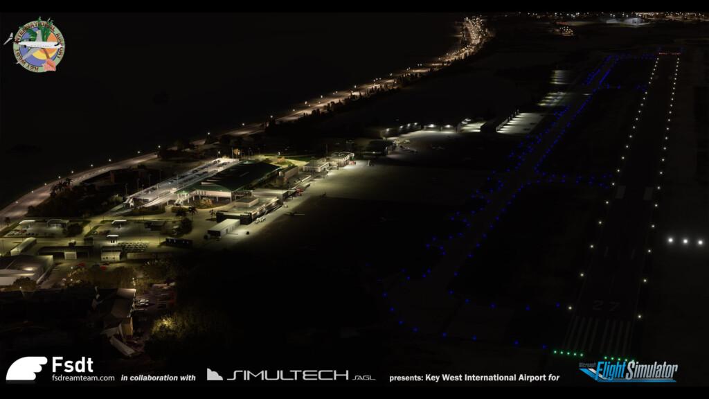 FSDreamTeam releases Key West International Airport