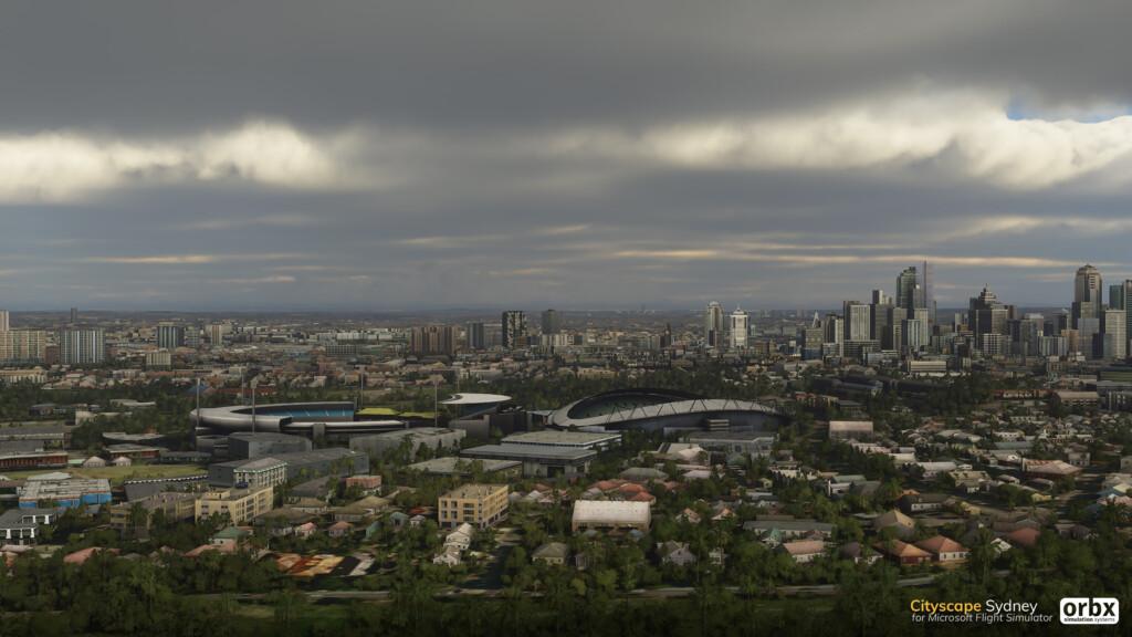 Orbx CityScape Sydney