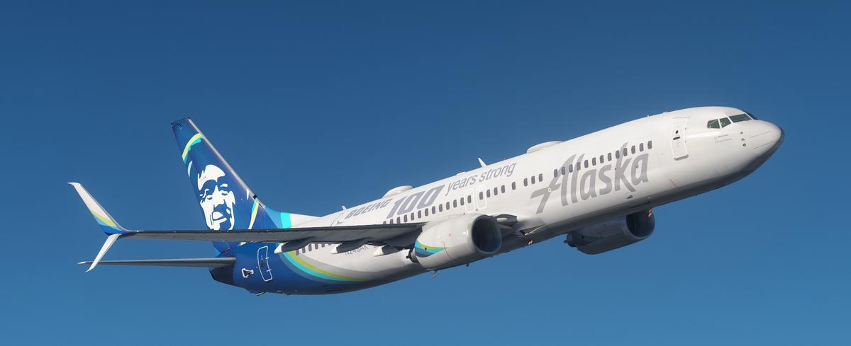737 Ultimate X Plane